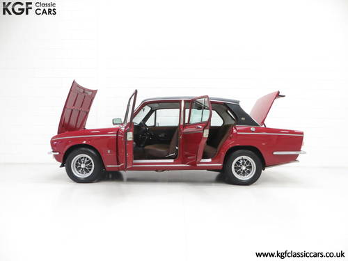1974 A Stunningly Rare Triumph Dolomite Sprint SOLD (picture 3 of 6)