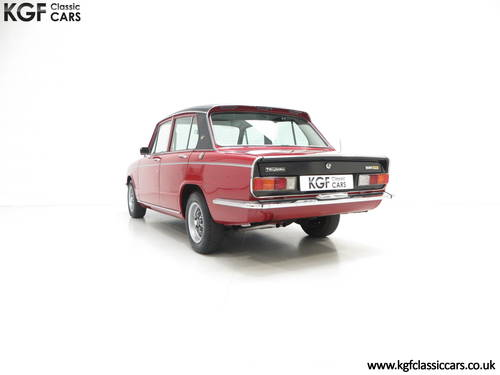 1974 A Stunningly Rare Triumph Dolomite Sprint SOLD (picture 4 of 6)