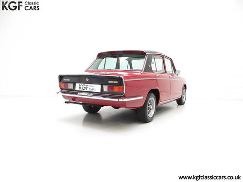 1974 A Stunningly Rare Triumph Dolomite Sprint SOLD (picture 5 of 6)