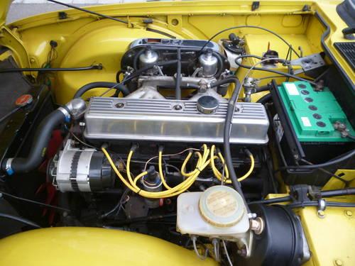 Triumph TR6 1973   33.000 miles For Sale (picture 5 of 6)