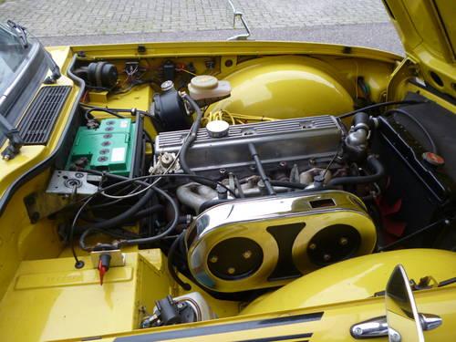 Triumph TR6 1973   33.000 miles For Sale (picture 6 of 6)