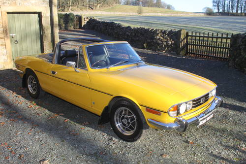 Triumph Stag Wanted Wanted (picture 1 of 1)