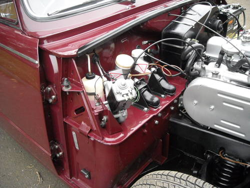 1970 TRIUMPH VITESSE MK2 2 LITRE SIMPLY STUNNING  SOLD SOLD (picture 2 of 6)