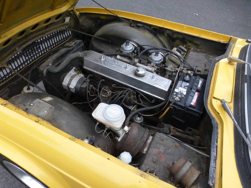 1971 Triumph TR6 With Overdrive Good Mechanics- SOLD (picture 6 of 6)
