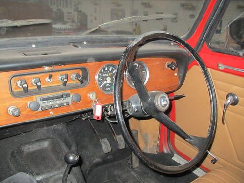 Triumph Herald 12/60 1969 (9090 Miles) For Sale (picture 4 of 6)