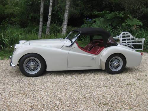 1959 Triumph TR3a SOLD (picture 3 of 6)