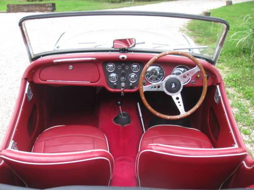 1959 Triumph TR3a SOLD (picture 4 of 6)