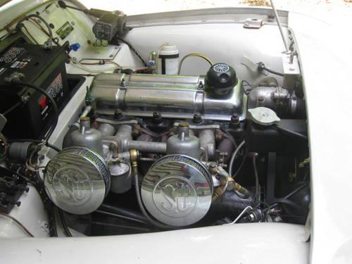 1959 Triumph TR3a SOLD (picture 5 of 6)