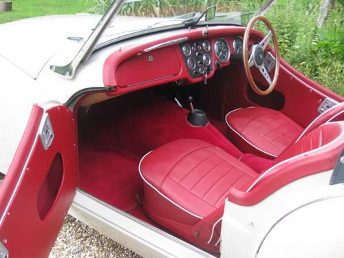 1959 Triumph TR3a SOLD (picture 6 of 6)