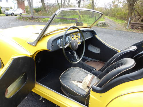 1958 Triumph TR3A Frame Off Restoration Started - SOLD (picture 5 of 6)