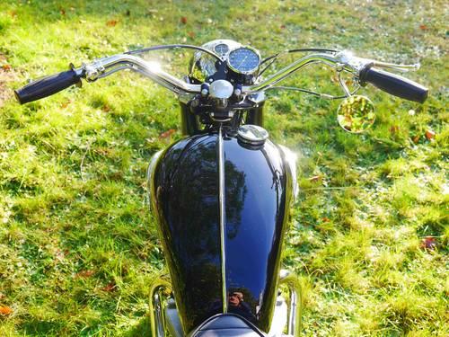 Triumph TR6 – 650cc Black 1967 (E reg) SOLD (picture 6 of 6)