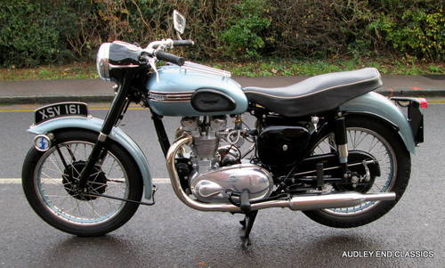 1954 TRIUMPH TIGER T100 EXCELLENT CONDITION SOLD (picture 1 of 6)