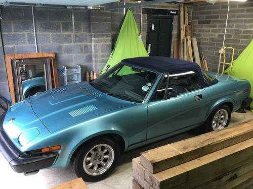 1981 Stunning Tr7 V8 Conversion Leather Trim Sold Car And Classic
