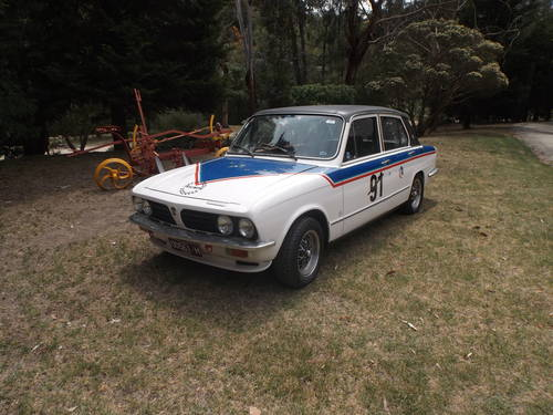 1976 Triumph Dolomite Sprint Club Racer For Sale (picture 1 of 6)