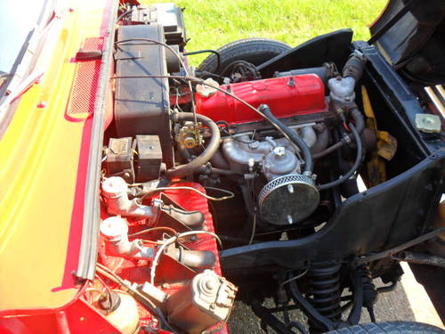 1969 Triumph Herald convertible 13/60 For Sale (picture 4 of 6)