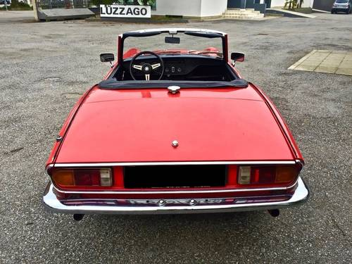 1972 Triumph - Spitfire 1300 MKIV PERFECT CONDITIONS For Sale (picture 3 of 6)