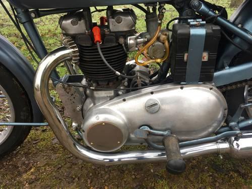 Triumph Thunderbird 1954 6T 650cc SOLD (picture 5 of 6)