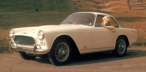 1962 Unrestored Italia 2000 GT Vignale For Sale (picture 1 of 1)