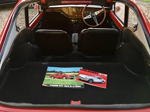 1967 Triumph GT6 2.0 MK1