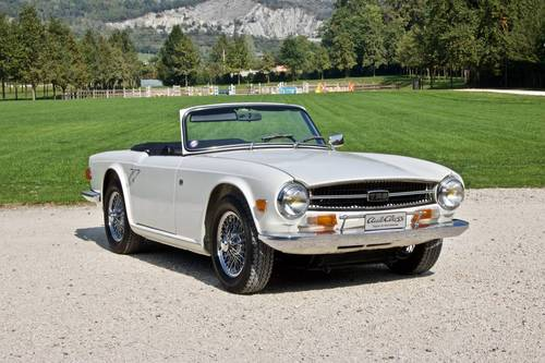 1969 Triumph TR6  For Sale (picture 2 of 6)