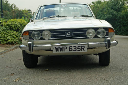 Triumph Stag Hire Yorkshire | Rent a Stag For Hire (picture 5 of 5)