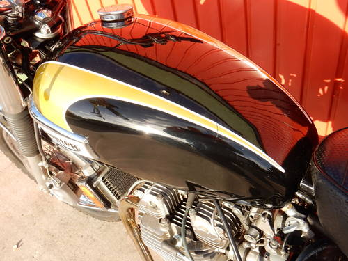 TRIUMPH TRIDENT T150V 1974 741cc MATCHING NUMBERS MOT'd 10/1 For Sale (picture 5 of 6)