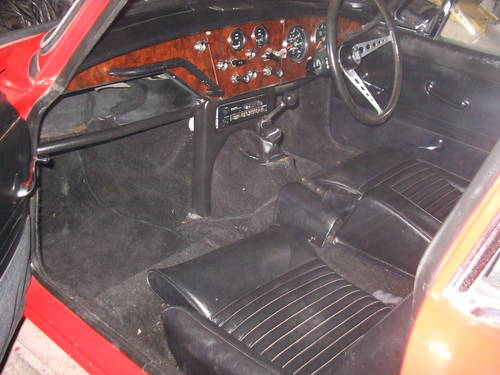 1967 GT6 MK1  lovely super sound car all original equipment SOLD (picture 3 of 6)
