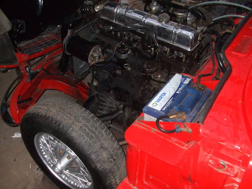 1967 GT6 MK1  lovely super sound car all original equipment SOLD (picture 6 of 6)