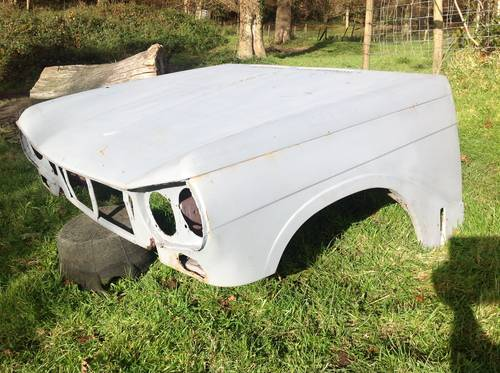 Triumph Vitesse Bonnet - Steel  SOLD (picture 1 of 5)