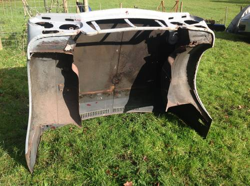 Triumph Vitesse Bonnet - Steel  SOLD (picture 3 of 5)