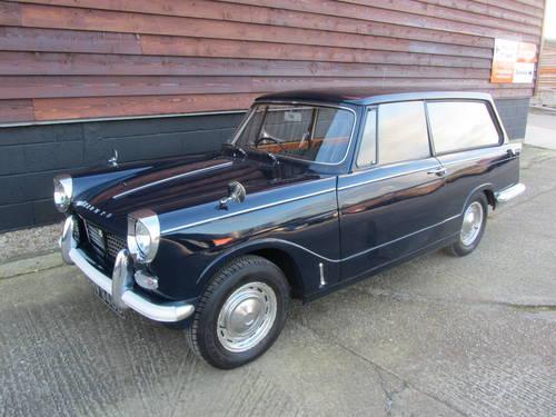 1964 Triumph Herald 1200 Estate  SOLD (picture 1 of 6)