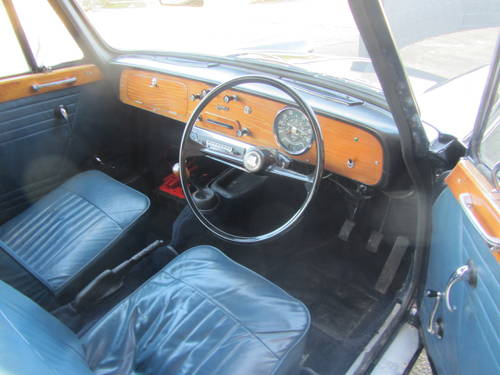 1964 Triumph Herald 1200 Estate  SOLD (picture 6 of 6)