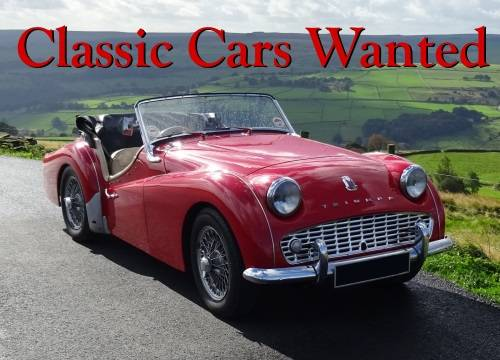 Triumph TR4 Wanted Wanted (picture 2 of 6)