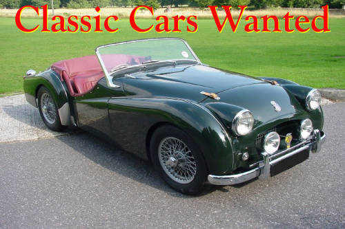 Triumph TR4 Wanted Wanted (picture 3 of 6)