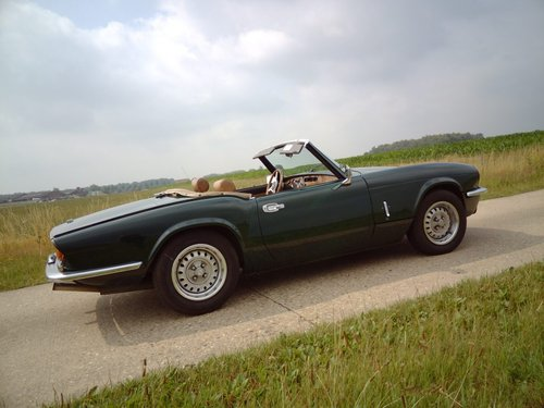 1975 Triumph Spitfire 1500 '75  SOLD (picture 1 of 6)