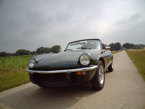 1975 Triumph Spitfire 1500 '75  SOLD (picture 3 of 6)