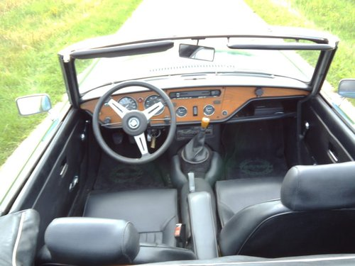 1975 Triumph Spitfire 1500 '75  SOLD (picture 4 of 6)