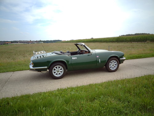 1975 Triumph Spitfire 1500 '75  SOLD (picture 5 of 6)