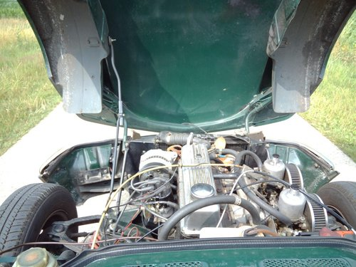 1975 Triumph Spitfire 1500 '75  SOLD (picture 6 of 6)
