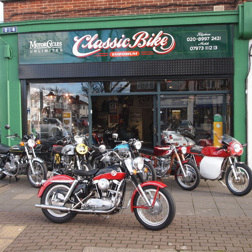 WANTED: CLASSIC BIKES TOP PRICES PAID. Wanted (picture 2 of 6)