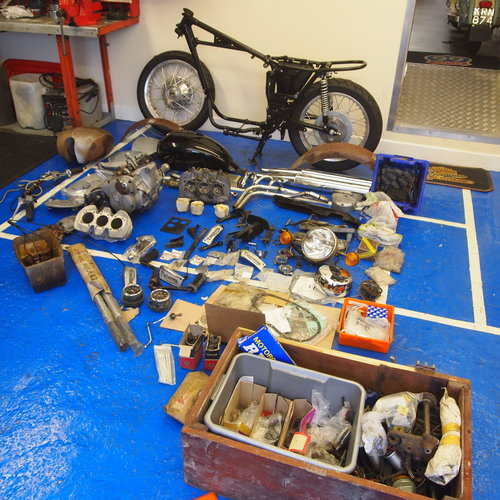 WANTED: CLASSIC BIKES TOP PRICES PAID. Wanted (picture 3 of 6)