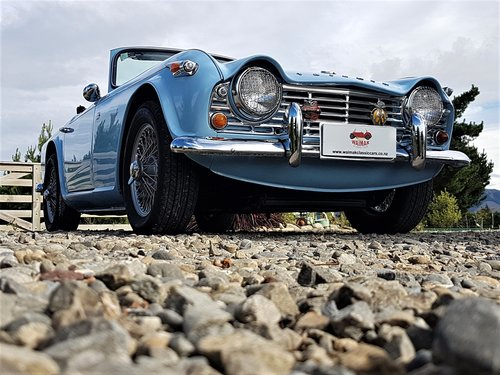 1966 Triumph TR4A IRS SOLD (picture 1 of 6)