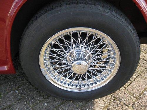 1963 Triumph TR4  € 27.900 For Sale (picture 3 of 6)