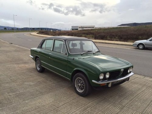 1978 Triumph Dolomite Sprint LHD Located in Spain  For Sale (picture 1 of 6)