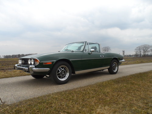 1973 Triumph Stag '73 SOLD (picture 1 of 6)