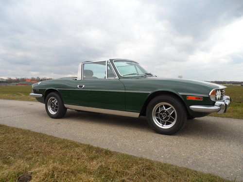 1973 Triumph Stag '73 SOLD (picture 2 of 6)