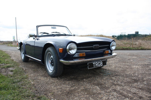 1973 TR6 PROJECT SOLD (picture 2 of 6)