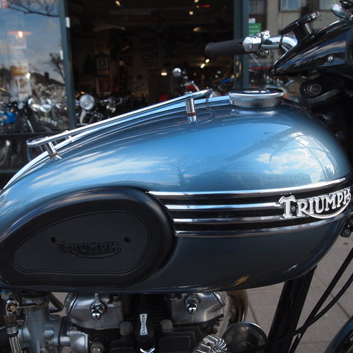 1958 T110 Tiger 650 Classic. RESERVED FOR VINCE. SOLD (picture 3 of 5)