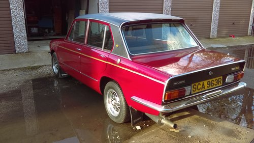 1976 Triumph dolomite sprint SOLD (picture 1 of 6)