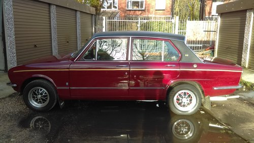 1976 Triumph dolomite sprint SOLD (picture 6 of 6)